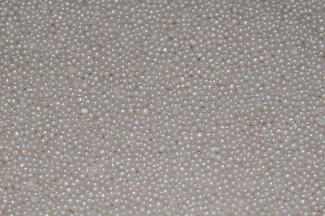 Бисер для ванн Лунный свет Бежево-шоколадная гамма