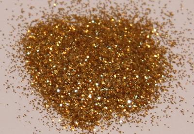 Глиттер Бриллиантовый золотой, Испания