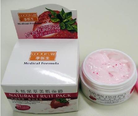 Пример продукции с использованием Vitamin E Millicapsules RED