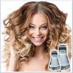 Кондиционирующий силикон для окрашенных волос