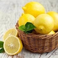 Лимон испанский эфирное масло (Citrus Limon peel Oil)