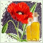 Мака семян масло рафинированное, Италия, 100 мл