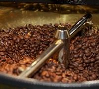 Обжаренных семян кофе (Арабика) масло, нерафинированное