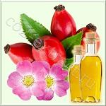 Шиповника масло (Rosa Moschata Seed Oil) холодного прессования рафинированное